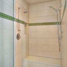 Traditional Bathroom by Michael J Cox