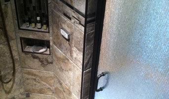 Steam Shower Rebuild