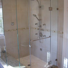 traditional bathroom by Urban Bathrooms