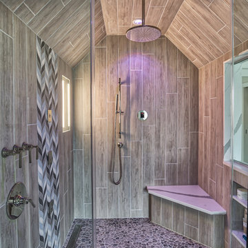 Steam Therapy Shower
