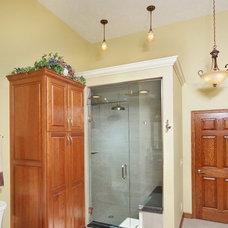 Modern Bathroom by Artistic Renovations of Ohio LLC