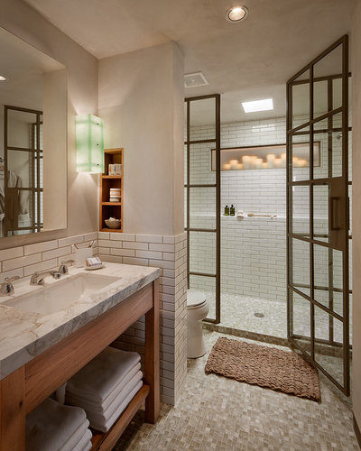 Rustic Bathroom by Janus Custom Building Products