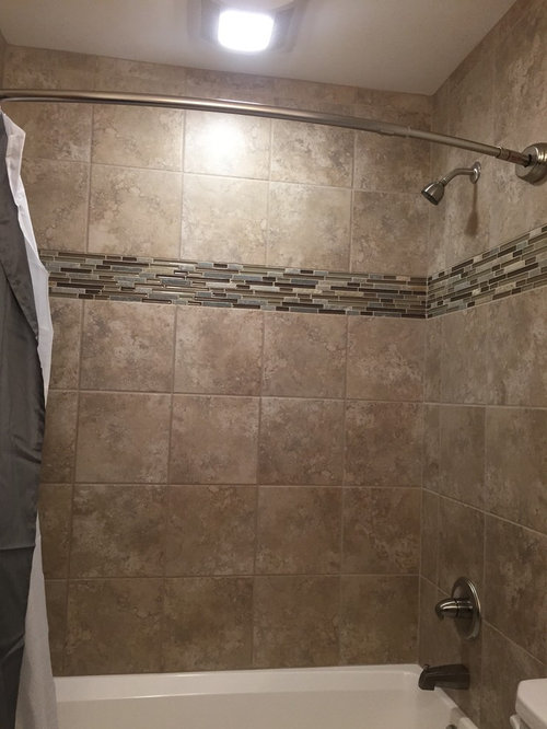 90 Budget Curved Bathroom Design Ideas amp Remodel Pictures