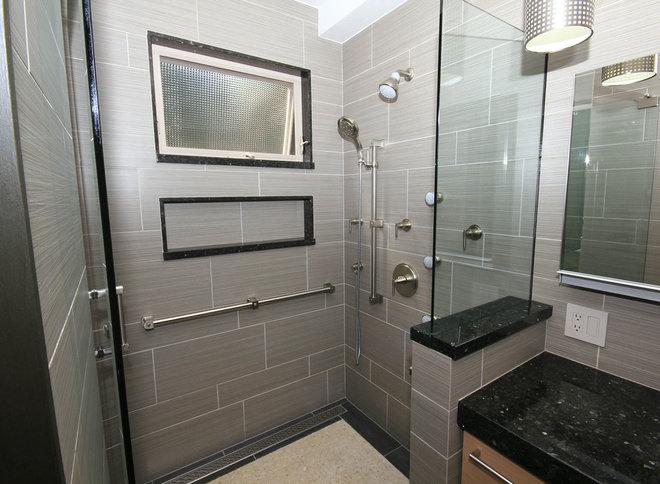 Contemporary Bathroom by BY DESIGN Builders