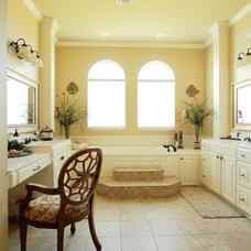 Traditional Bathroom Stephanie Loggins