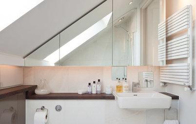 Geht doch! So gut können Bad-Spiegelschränke aussehen