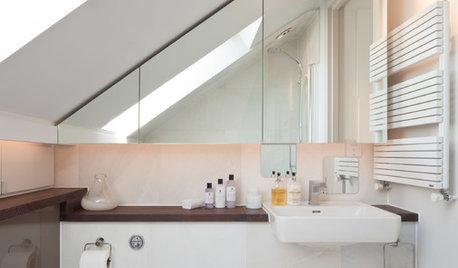 10 storslagna idéer för små badrum