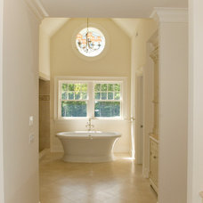 Traditional Bathroom by RR Builders, LLC