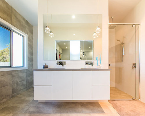 floating bathroom vanity ideas, pictures, remodel and decor