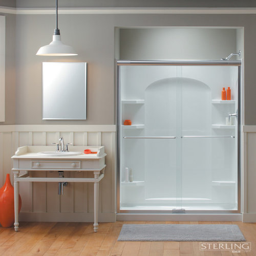 Shower Inserts Home Design Ideas, Pictures, Remodel and Decor