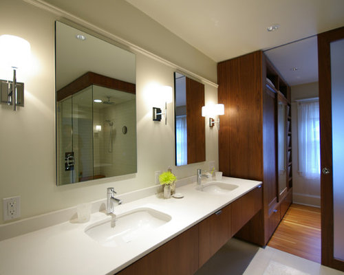 bathroom vanity mirror houzz