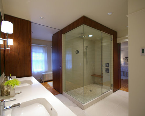 Shower Enclosure Ideas, Pictures, Remodel and Decor
