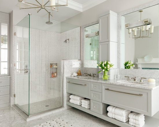 gray vanity | houzz