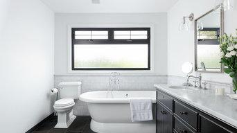 Steveston Master Bathroom