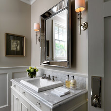 Traditional Bathroom by Jenny Martin Design