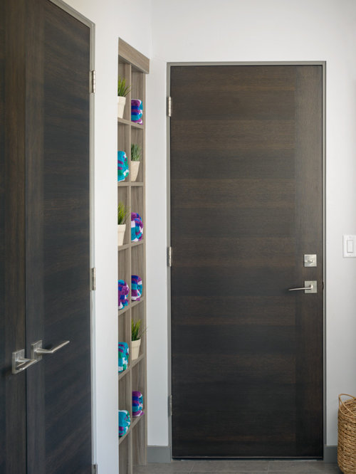 Flush doors design ideas remodel pictures houzz for Flush doors designs