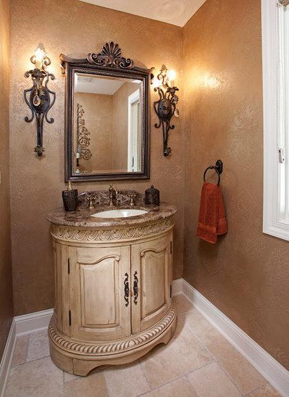 Traditional Bathroom by Ispiri Design-Build