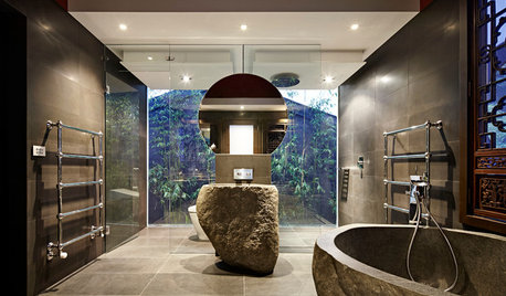 Unusual Accessories Add Flair to These 10 Bathrooms