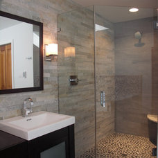 Contemporary Bathroom by Gavin Design-Build Inc.