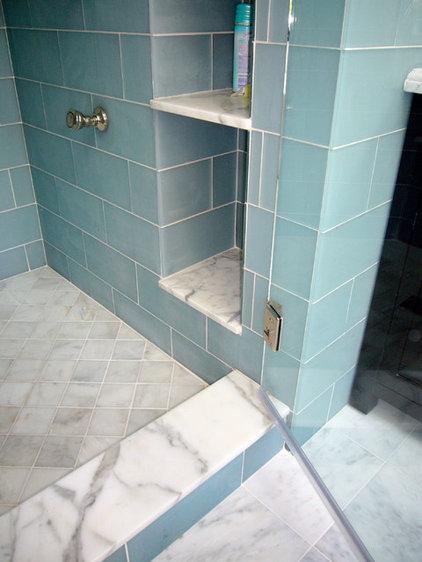 Traditional Bathroom by Carolina Stone Architecture