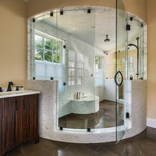 traditional bathroom by E. B. Mahoney Builders, Inc.