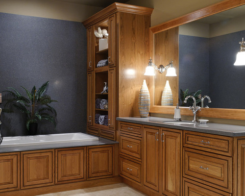 houzz oak kitchen cabinets oak cabinet houzz 16637