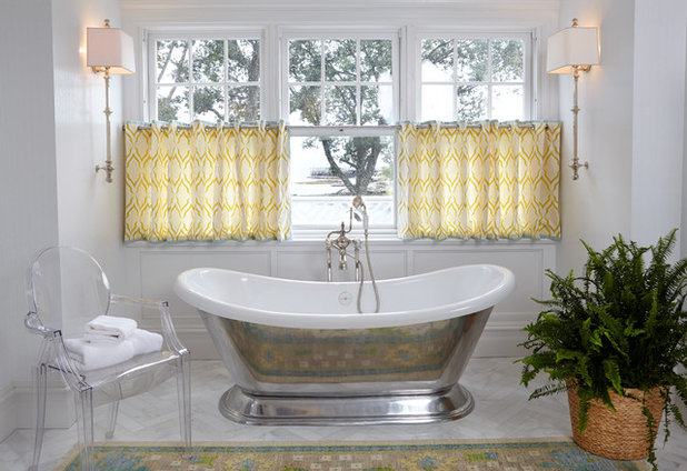 Traditional Bathroom by JBMP Architecture and Interior Design