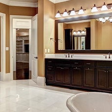 Traditional Bathroom by Stonecroft Homes