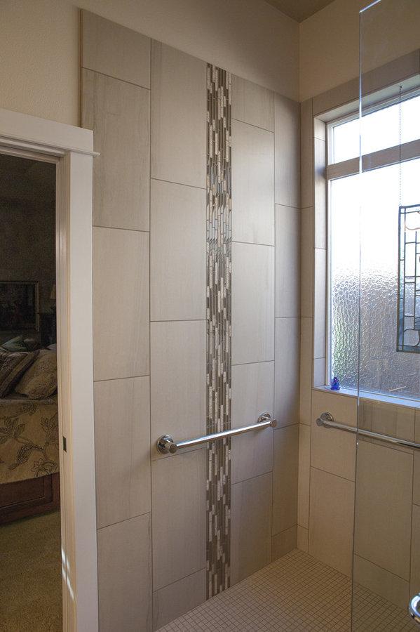 Stoneybrook Aging In Place Master Bathroom Remodel