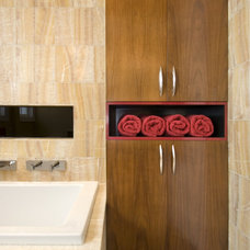Modern Bathroom by Adeeni Design Group
