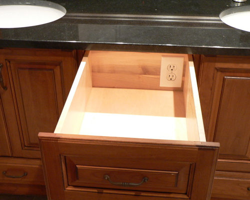 Drawer outlet home design ideas pictures remodel and decor for Outlet design