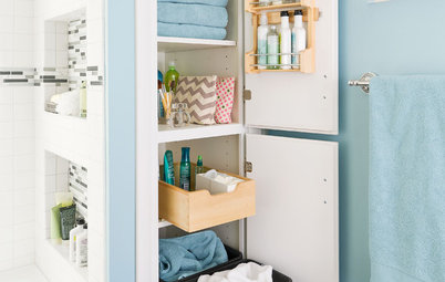 5 Steps to a Clutter-free Home: Day Two – Blitz the Bathroom Cupboard