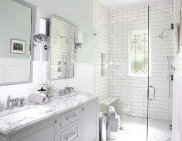 Storage Solutions Bathroom Remodel