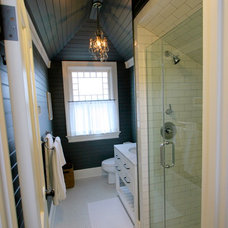 Traditional Bathroom by Celebration Contracting