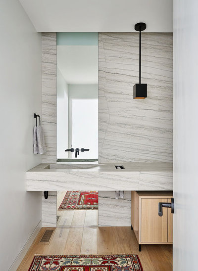 Contemporary Bathroom by Hufft