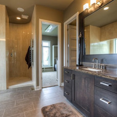 Traditional Bathroom by Core Concepts Cabinets & Design