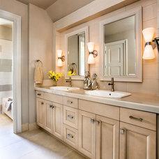 Traditional Bathroom by Paul Schatz Furniture