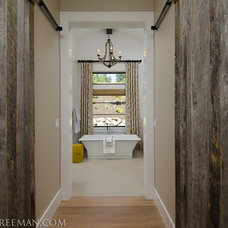 Traditional Bathroom by JPID Construction & Design LLC