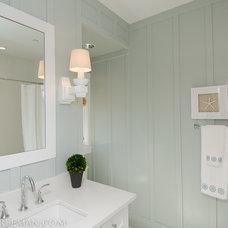 Traditional Bathroom by JPID Construction & Design LLC