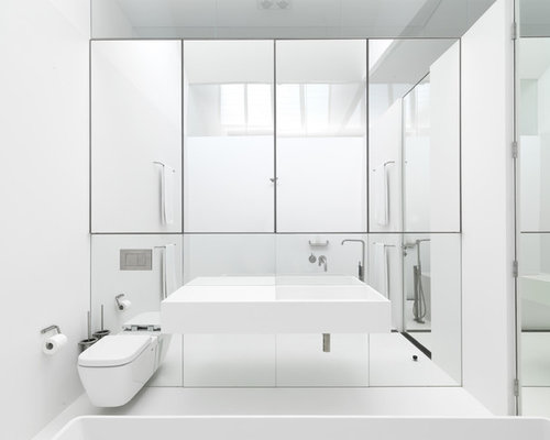 SaveEmail. Houzz   Frameless Bathroom Mirror Design Ideas  amp  Remodel Pictures