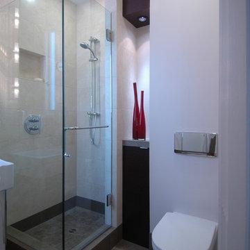 Striking a Balance-Bathroom