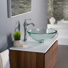 Contemporary Bathroom by Kraus USA, Inc.