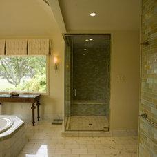 Traditional Bathroom by Bockman + Forbes Design