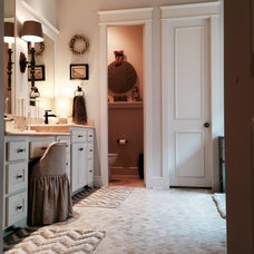 Traditional Bathroom by Masterworks Residential LLC
