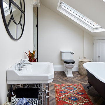 Stunning loft conversion, complete with balcony