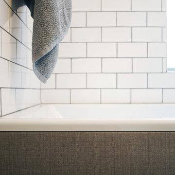 Stylish Bathroom Reno on Budget in Brooklyn Vintage Coop