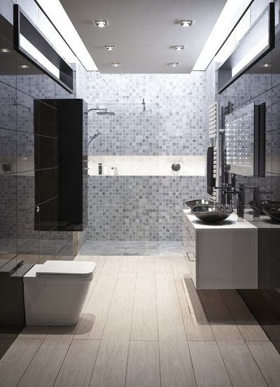 Contemporary Bathroom by bathstore