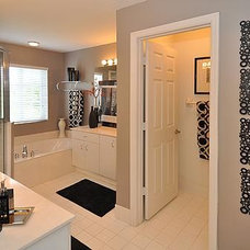 Contemporary Bathroom by FOCAL POINT STYLING