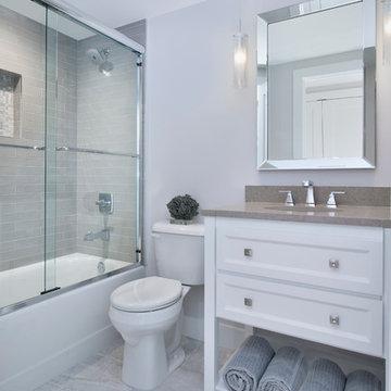 Stylish Guest Bath