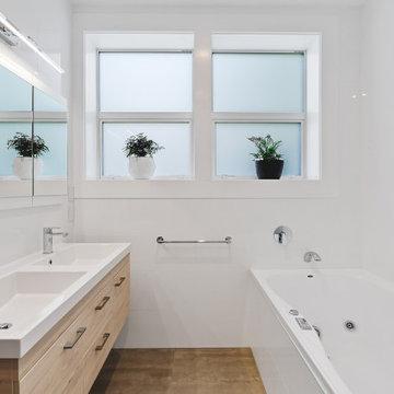 Stylising the Bathroom, Hallway and Maximising Space